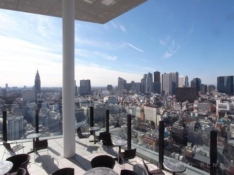 パークハビオ新宿イーストサイドタワー 建物画像6
