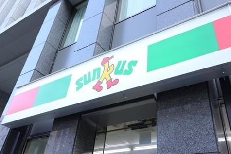 パークハビオ西新宿 建物画像6
