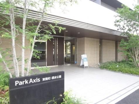 パークアクシス東陽町・親水公園 建物画像6