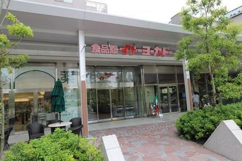 コンシェリア新宿御苑 CROSSIA 建物画像6