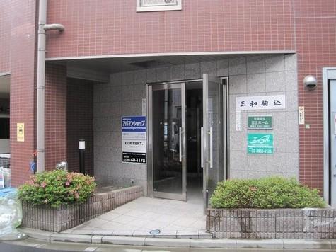 田端 8分マンション 建物画像6