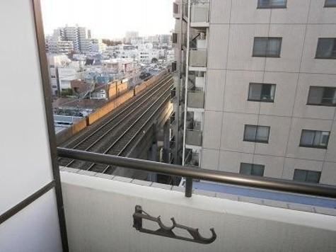 立会川 1分マンション 建物画像6