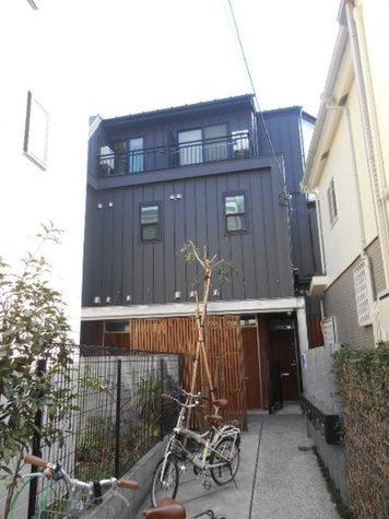 中目黒 12分アパート 建物画像6