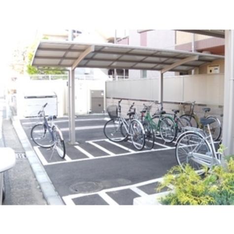 メゾンクレールHiyoshi 建物画像6