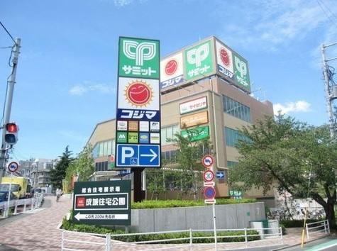成城学園前 21分テラスハウス 建物画像7