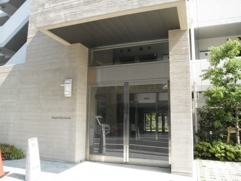 グレンパーク目黒本町 建物画像7