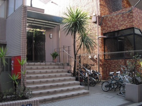 レジディア目黒 建物画像7