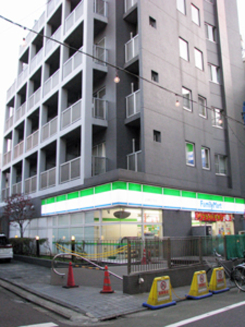 中目黒コート 建物画像7
