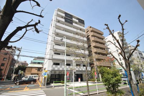 プレミアムキューブ田町 建物画像7
