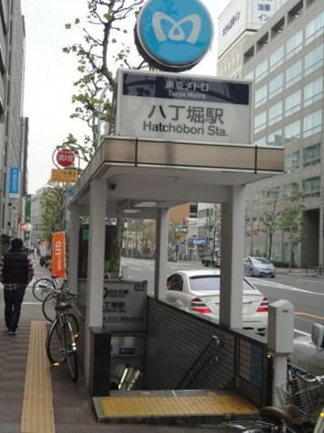 レヴィーナ東京八重洲通り(アムス八丁堀Ⅱ) 建物画像7