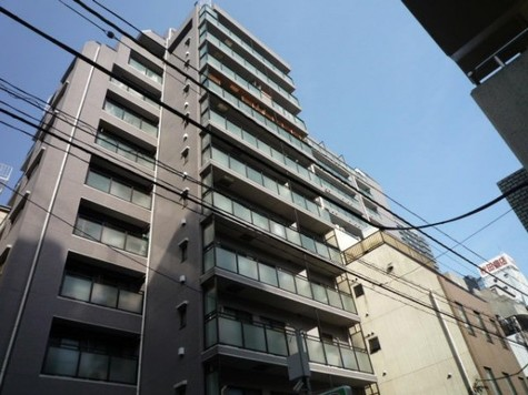 飯田橋 5分マンション 建物画像8
