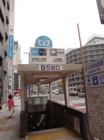 小川町 4分マンション 建物画像8