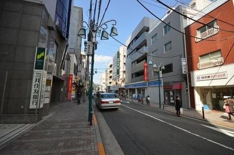 三井住友銀行まで100m