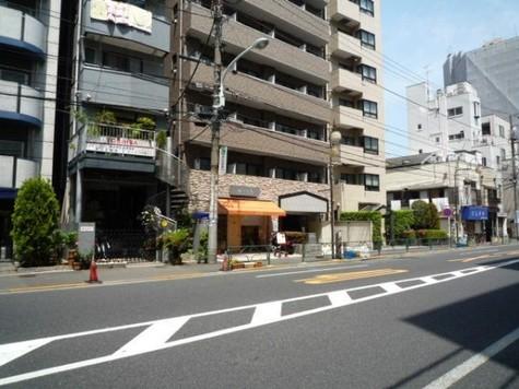 パークウェル千駄木駅前 建物画像8