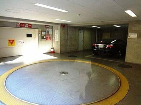 ファミール東銀座グランスイートタワー 建物画像8
