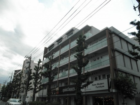 アパートメンツ都立大学 (八雲2) 建物画像8