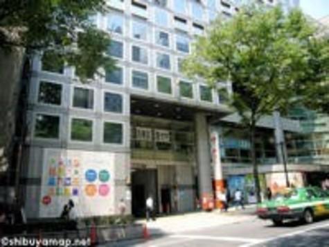 渋谷東二郵便局まで502m