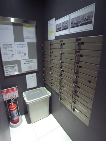 ジェノヴィア渋谷本町グリーンヴェール 建物画像8