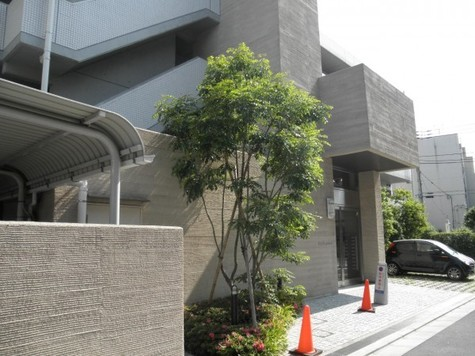 グレンパーク目黒本町 建物画像8