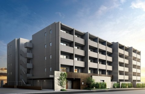 コンシェリア東京 THE RESIDENCE 建物画像8