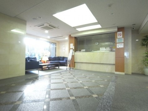パレステュディオ新宿パークサイド 建物画像8