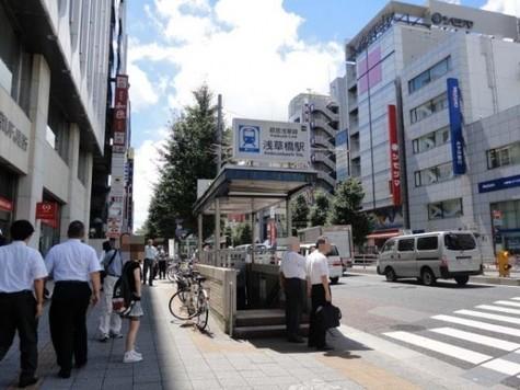 メインステージ東神田 建物画像8