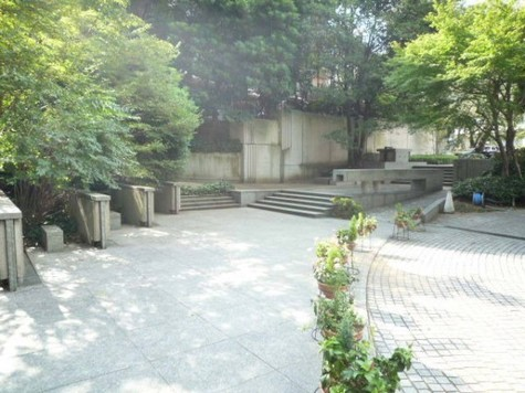 小石川パークタワー 建物画像9