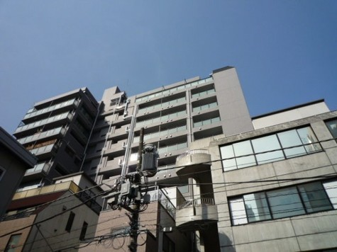 飯田橋 5分マンション 建物画像9