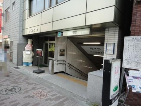 スカイコート文京根津 建物画像9