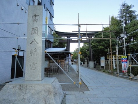 プレール・ドゥーク門前仲町 Building Image9