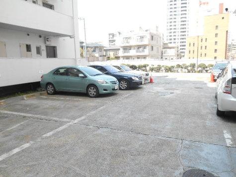 ハイネス目黒 建物画像9