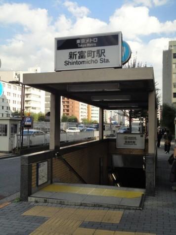ロマロ銀座新富 建物画像9