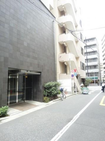 ベルフェリーク神楽坂 建物画像9