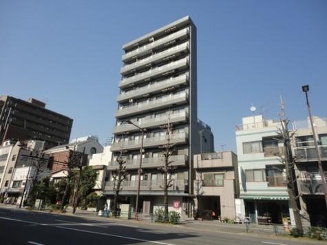 フローラ本駒込 建物画像9