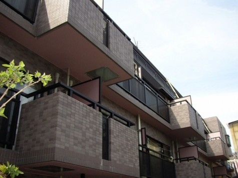 菱和パレス早稲田壱番館 建物画像9