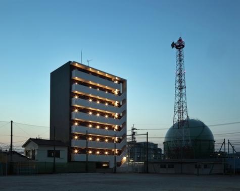 アンソレイユ横浜 建物画像9