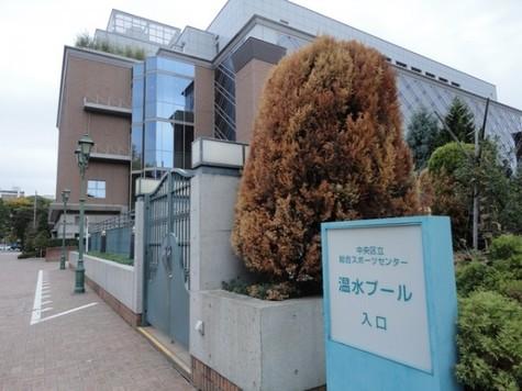 フュージョナル日本橋浜町 建物画像9