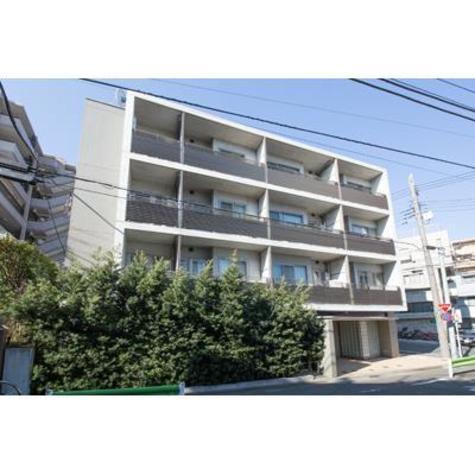 Maholla Minami Magome(マホーラ ミナミ マゴメ) 建物画像9