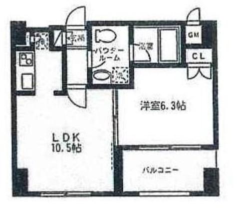 リブレ東新宿 / 1602 部屋画像1