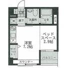 ハイリーフ上野(旧レジディア上野) / 2階 部屋画像1