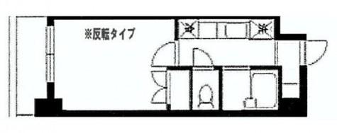 スカイコート笹塚駅前 / 402 部屋画像1