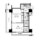 秋葉原 4分マンション / 18階 部屋画像1
