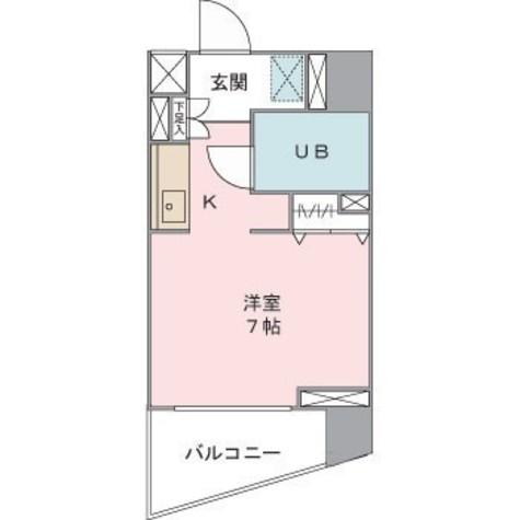 レジディア神田岩本町 / 2階 部屋画像1