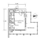 ルフォンプログレ南麻布(旧レフィナード南麻布) / 613 部屋画像1
