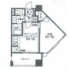 レジディア市ヶ谷 / 9階 部屋画像1