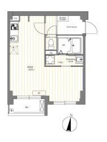 ラクレイス南品川 / 5階 部屋画像1