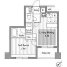 レジディア新川Ⅱ(旧:パシフィックレジデンス新川) / 3階 部屋画像1