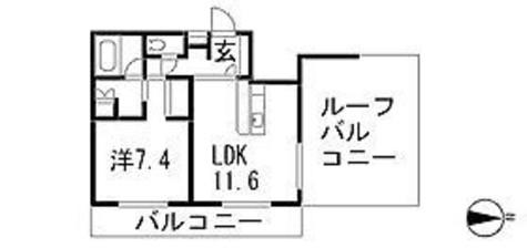 プレール・ドゥーク池上 / 5階 部屋画像1