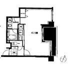 白金台アパートメント / 701 部屋画像1