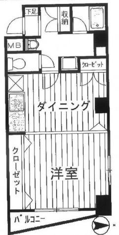 プレール荏原中延 / 2階 部屋画像1